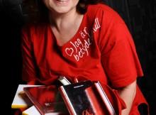 Catherina Ronsten, samhällsengagerad entreprenör och kreativt ansvarig för Betydelsefulla Möten 2act