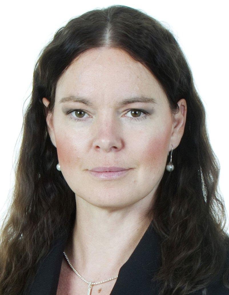 Anna-Lena Holmström Titel: Regionschef Svenskt Näringsliv Motto: Människans största tillgång är nyfikenheten
