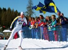 Foto: Bildbyrån, Hässleholm Bildtext: Gunde Svan kommer tydligt ihåg ett träningsläger i Orsa som tioåring och hur tränaren yttrade en betydelsefull mening som han fortfarande lyssnar till.
