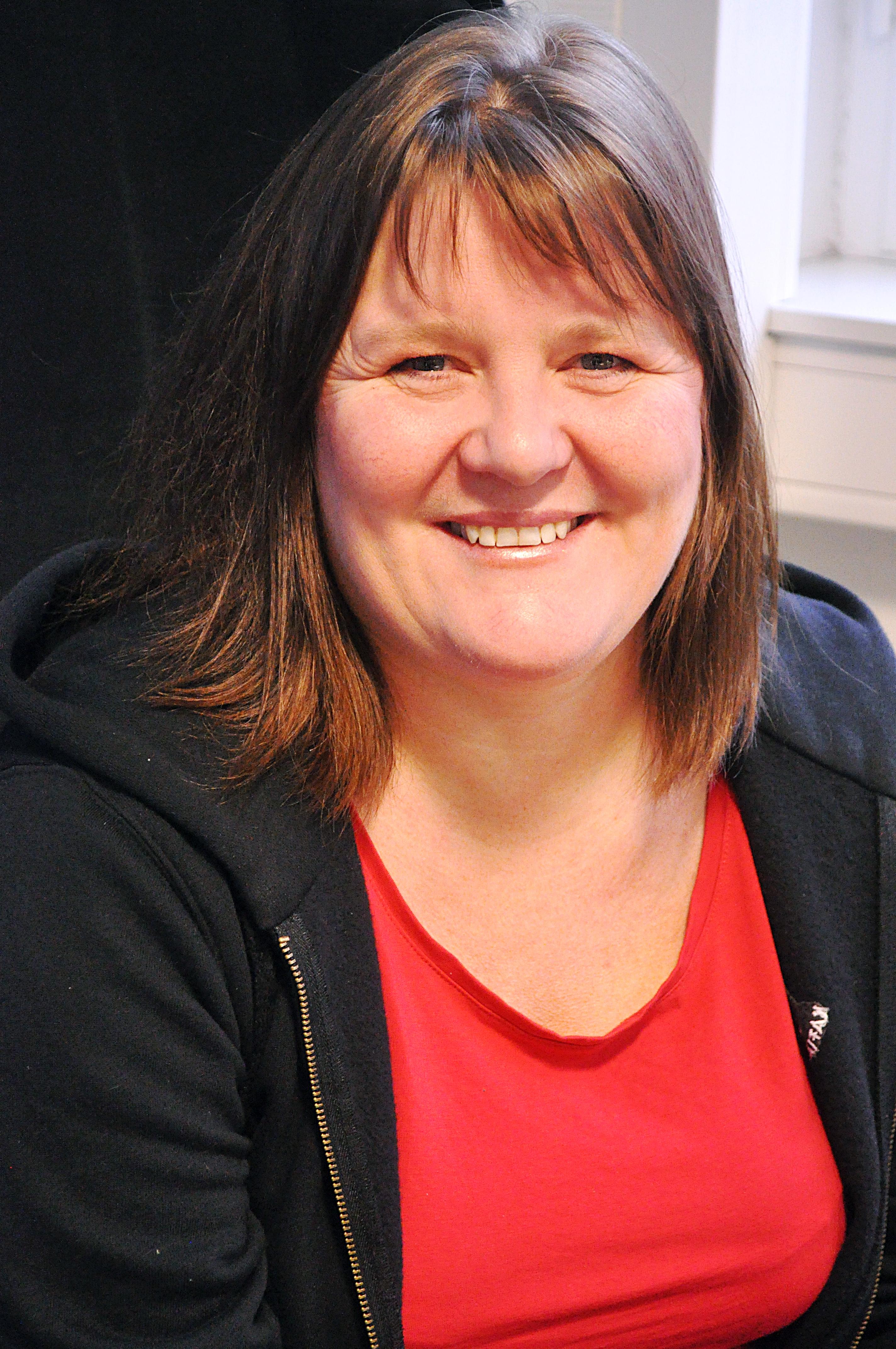 Lotta Isetoft Foto: Agnes Tångvik