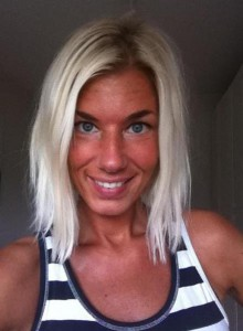 Linda Stockenberg, informatör, Eskilstuna