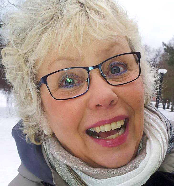 Christina Hagvall-Wahlqvist tipsar här vad du kan göra för andra. Christina säger att ge är tusenfalt är bättre än att få!